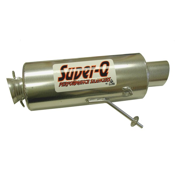 Skinz Protective Gear super-q silencer