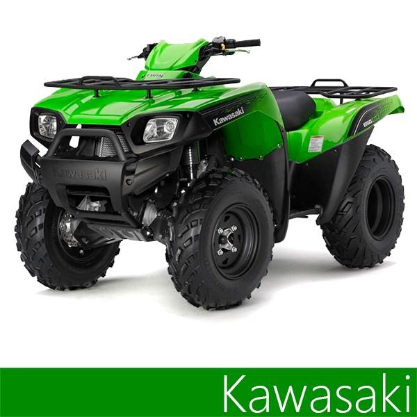 Kawasaki Brute Force Plastics