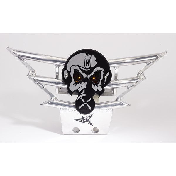 Blingstar Industries h-bomb atv bumper