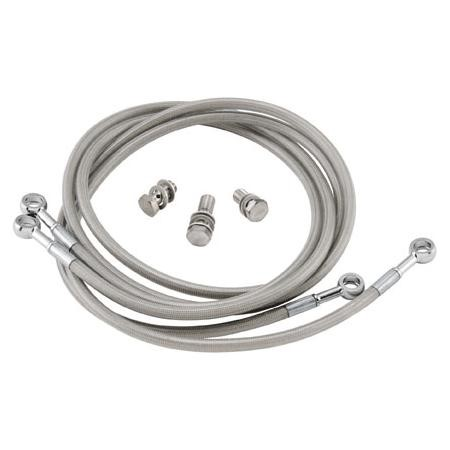 Streamline Brakes atv brake line kits - 2 line front