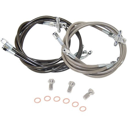 Streamline Brakes atv front 3 piece brake lines