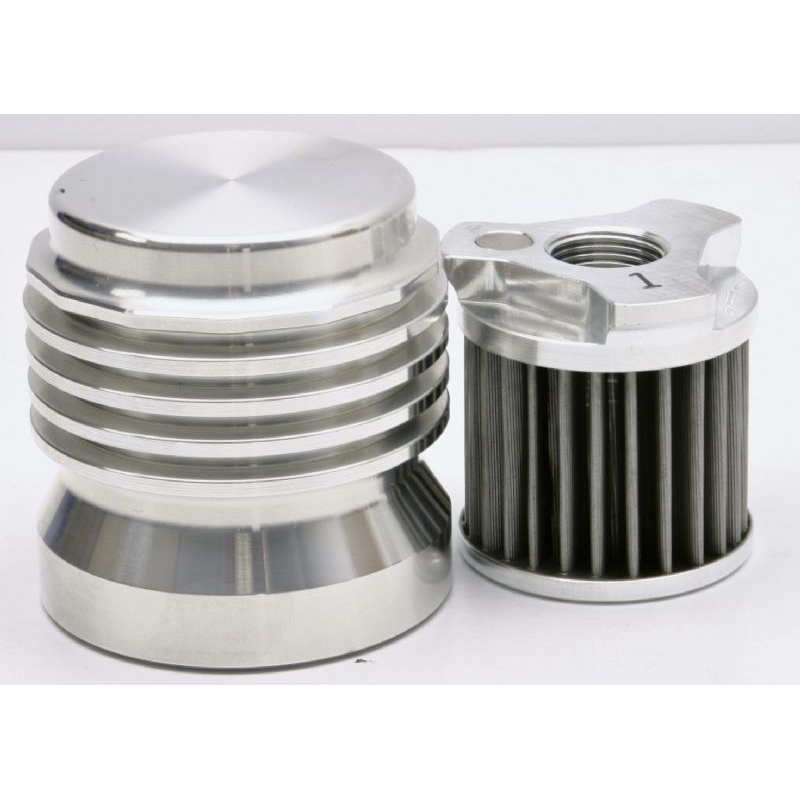 Pc Racing reusable stainless steel oil filters