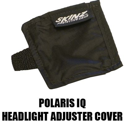 Skinz Protective Gear polaris iq head light adjuster cover