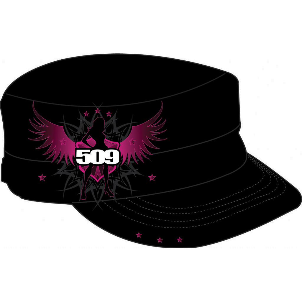 509 hat - womens army