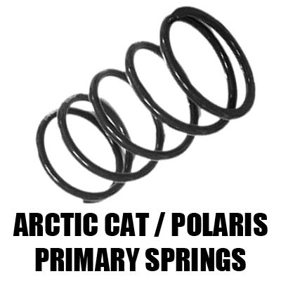 Straightline Performance arctic cat / polaris primary clutch springs