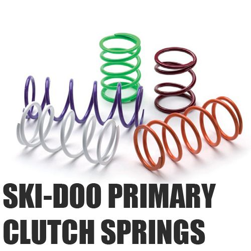 Straightline Performance ski-doo primary springs