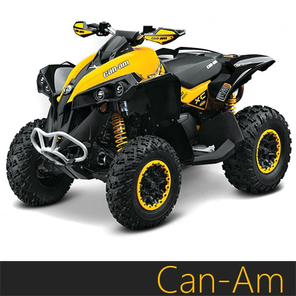 Je Pistons can am renegade / outlander 800