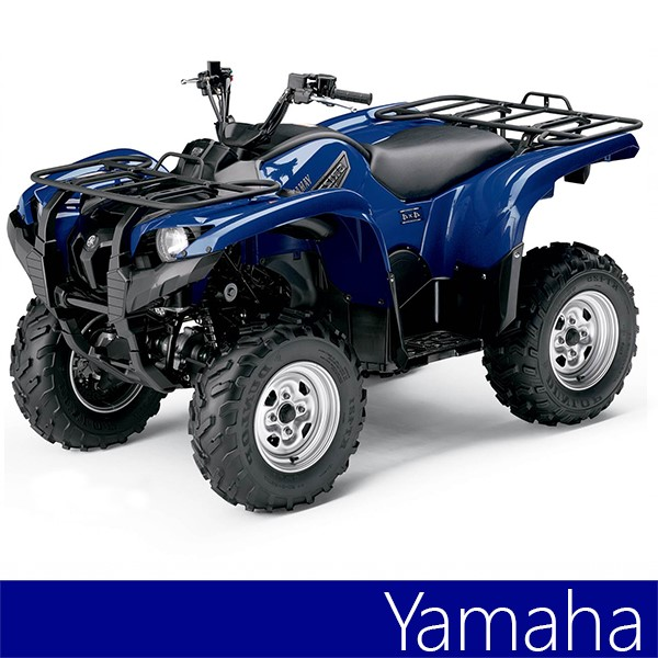 Je Pistons yamaha grizzly 700