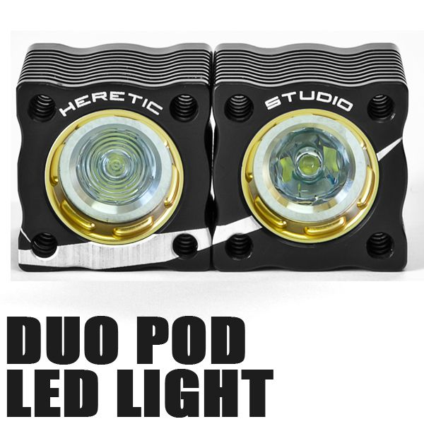 Heretic Studio duo led light pod