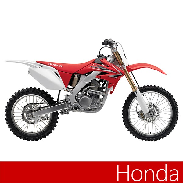 Del-West honda crf 250