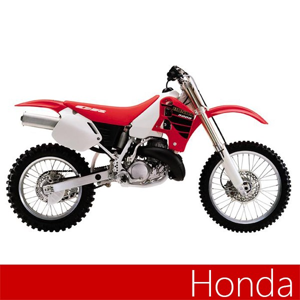 Maier Body Plastic honda cr500