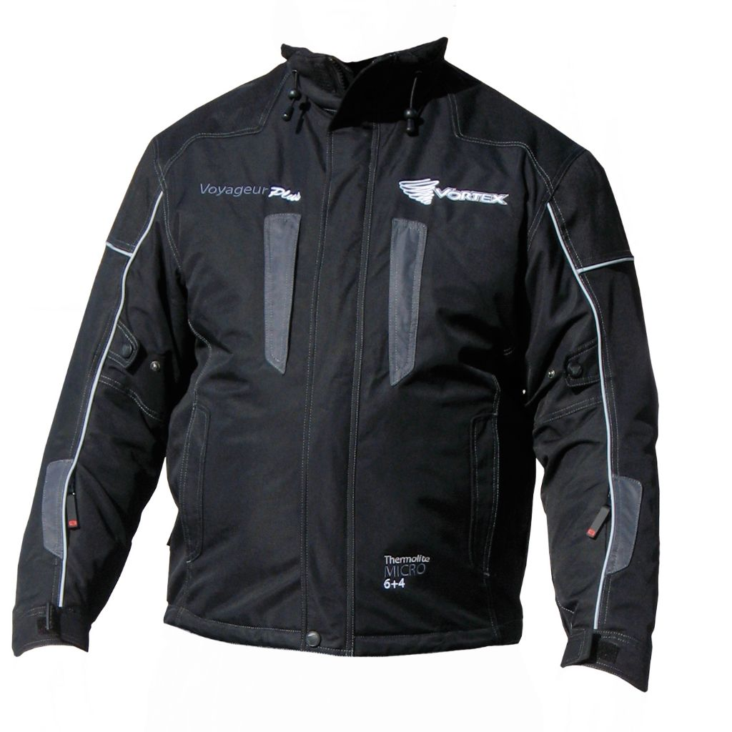 Vortex Clothing voyageur plus waterproof jacket (men) (v3046)