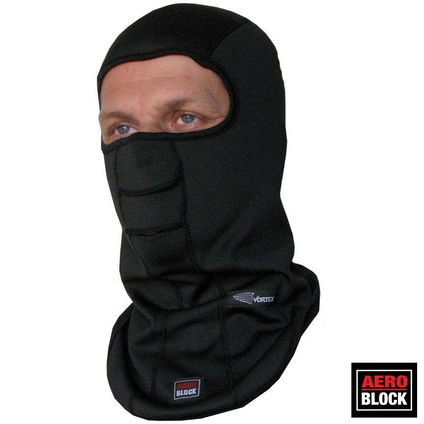 Vortex Clothing aeroblock windproof balaclava (v4505)
