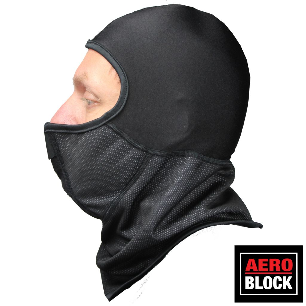 Vortex Clothing aeroblock balaclava with nylon head (v4507)