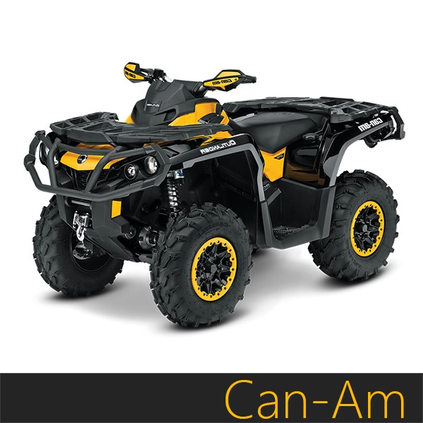 Maier Body Plastic can-am outlander