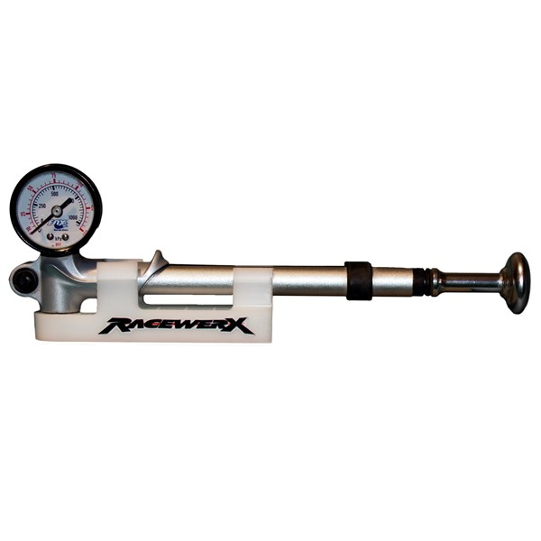 Racewerx Inc fox air pump holder