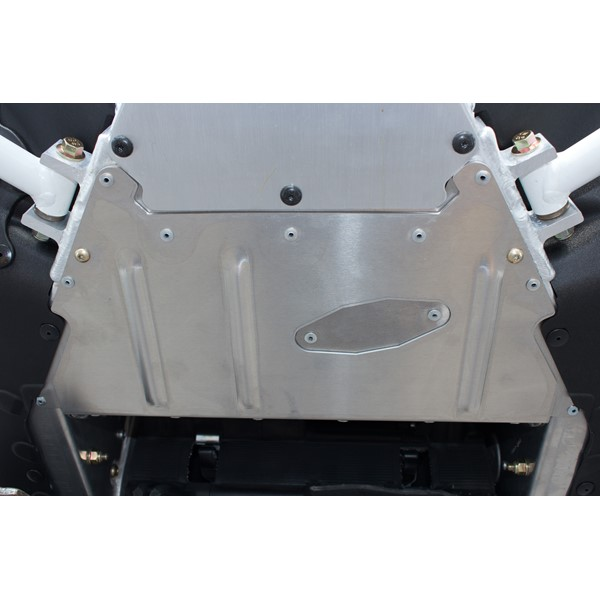 Racewerx Inc rear skid plate